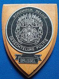 Gerechtelijke politie Brussel