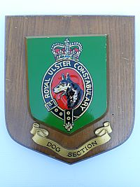 Royal Ulster Constabulary hondensectie