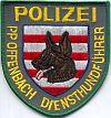 Offenbach, hondengeleider