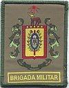 Brigade militaire politie, algemeen embleem