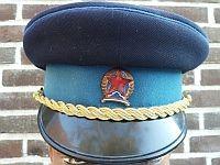 Militia, hoger personeel