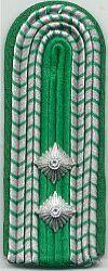 Grenspolitie, 1980 - 1989, meester