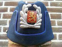 Nationale politie, veldmuts