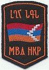 Politie Nagornyj Karabah