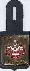 Gemeentepolitie, borsthanger Leuven