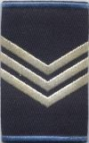 Gemeentepolitie, rang agent / hoofdbrigadier