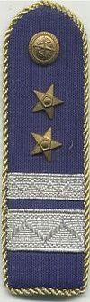 Hongarije, sergeant majoor