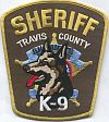 Travis county K9