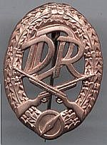 Combatgroep werknemers, wapenspeld brons