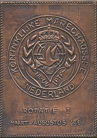 NL - VN Internationale Politie Training Macht, 1e rotatie, maart t/m augustus 1996