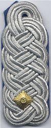 Verkeerspolitie, 1960 - 1989, majoor