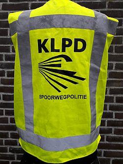 Veiligheidsvest KLPD , vanaf 2000
