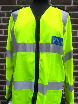 Metropolitan Police, veiligheidsjack