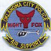 Oklahoma city Air Support