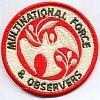 Sinaï missie, 6 maart 1982 tot 1 mei 1995
