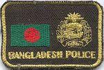 Borstbrevet Nationale politie