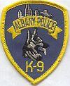 Albany, K9