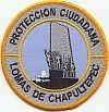Federale politie, Lomas de Chapultepec