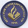 Kampioenschappen 1995, Midden West Brabant