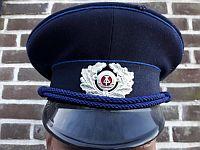Volkspolitie, spoorwegpolitie, lager personeel, 1967 - 1989