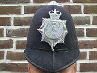 Koninklijke politie, bobbyhelm