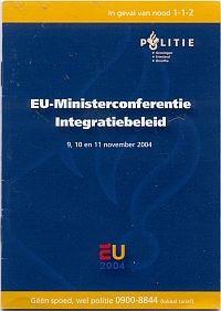 Instructieboekje Ministersconferentie