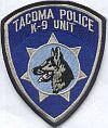 Tacoma, K9