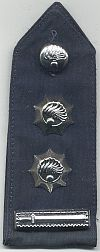 Dirigerend officier 2e klasse 1982 - 1994