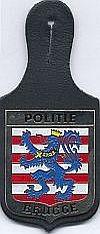 Gemeentepolitie, borsthanger Brugge