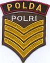 Gemeentepolitie Polda, adjudant