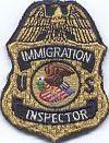 Borstembleem inspecteur