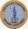 Federale politie, Reforma Cuauhtemoc