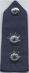 Inspecteur 3e klasse, 1982 - 1994