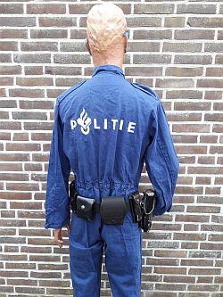 Mobiele Eenheid, trainingsoverall