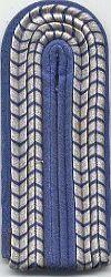 Verkeerspolitie, 1980 - 1989, bovenwachtmeester