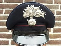 Carabinieri, agent