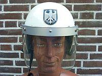 Federale politie, Schuberth P100