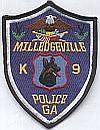 Milledgeville K9