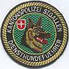 Sankt Gallen, hondengeleider