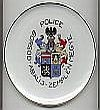 Nationale politie, bord