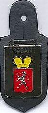 Gemeentepolitie, borsthanger Brabant