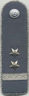 Militia, 1e sergeant, 1949 - 1989