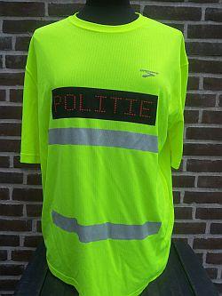 Sportshirt politie