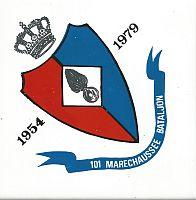 101 Marechaussee Bataljon