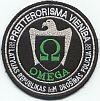 Politie Riga, anti terreur team Omega