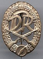 Combatgroep werknemers, wapenspeld goud