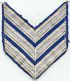 Wachtmeester 1e klasse 1967 - 1977