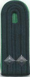 Velddienst, 1980 - 1989, 2e luitenant