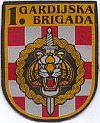 1e brigade Zagreb
