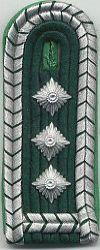 Volkspolitie, 1967 - 1980, bovenmeester